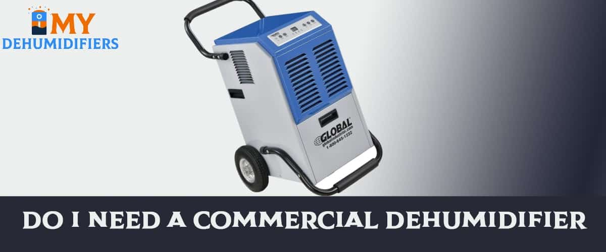 Do I Need a Commercial Dehumidifier?