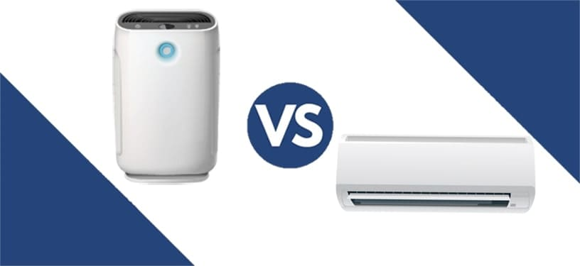 Dehumidifier Power Consumption Vs Air Conditioner